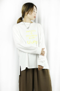Johnbull(ジョンブル) プリントロングTシャツ  ZC698-001