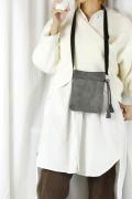 charlotte(シャーロット) サコッシュ  CLT-021-gray