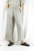 OKIRAKU (オキラク) crinkle pants BA20301