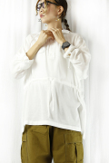 Johnbull(ジョンブル) フードプルオーバーシャツ  AS046-001