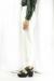 MARGAUX (マルゴー)  slit hem jogger  pants MGPT-21090-A