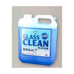 油膜取り 強力 くもり止め 自動車用 ガラスクリーナー ニューホープ ガラスクリン 4L GC-48