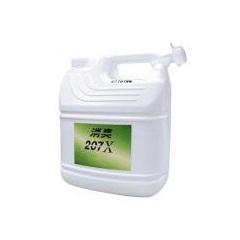 イチネンケミカル 業務用消臭剤 4L 消臭207X / JIP547