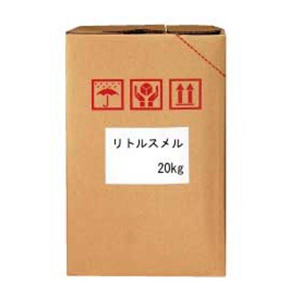鉄粉除去効果時間が長く、嫌なにおいも少ない業務用鉄粉除去剤 【鈴木油脂】 リトルスメル 20kg / S-2598