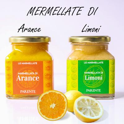 レモン オレンジジャム