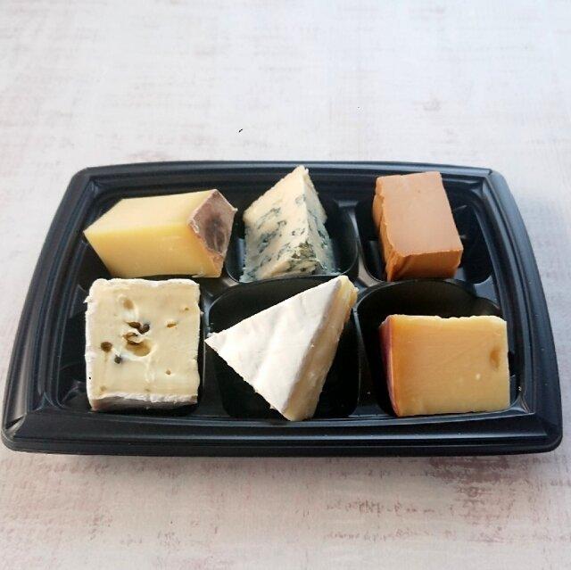 アソート6種のチーズオードブル