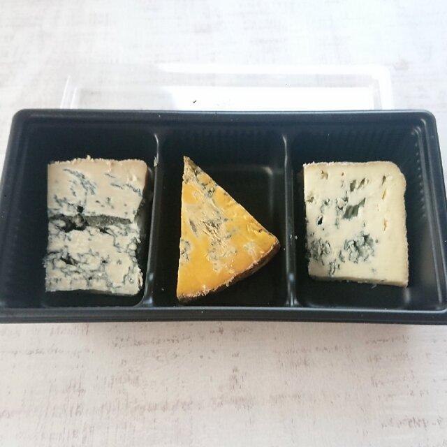 ブルーチーズ3種オードブル