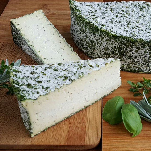 ダフィノアハーブ ガーリック ダフィノア フランス産 白カビチーズ