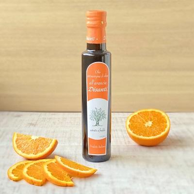 イタリア産ディサンティオリーブオイルオレンジ