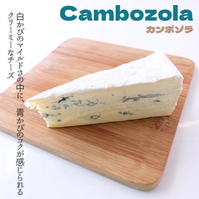 カンボゾラチーズ