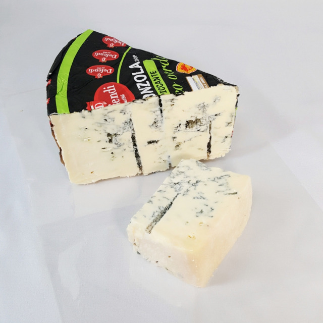 ゴルゴンゾーラ ピカンテ 世界三大ブルーチーズ カミナリ イタリア産 青かびチーズ ブルーチーズ 定番