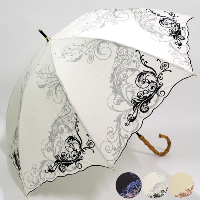 【日傘★晴雨兼用 オリエンタル柄ショート手開き傘】 UV対策/母の日にお勧め