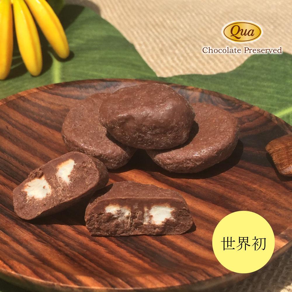 生のバナナの風味をそのままにチョコレートをたっぷり染み込ませた「チョコレートバナナ」