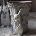 ロココクラシック うさぎのロココ調ホルダーカップ