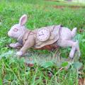アリス 草原を走る時計うさぎ