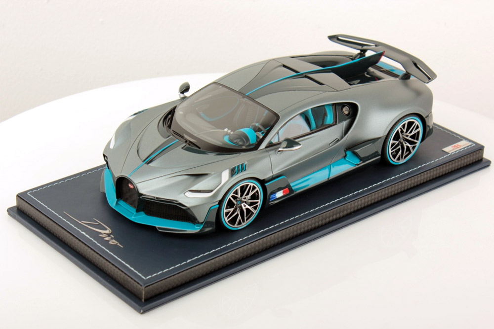 MR collection BUG09A 1/18 Bugatti Divo