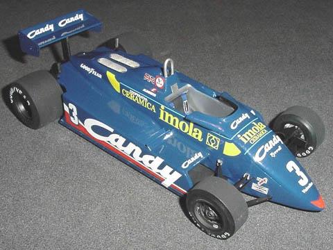 ACE models 20005 1/20 ティレル 011 1982 サンマリノGP