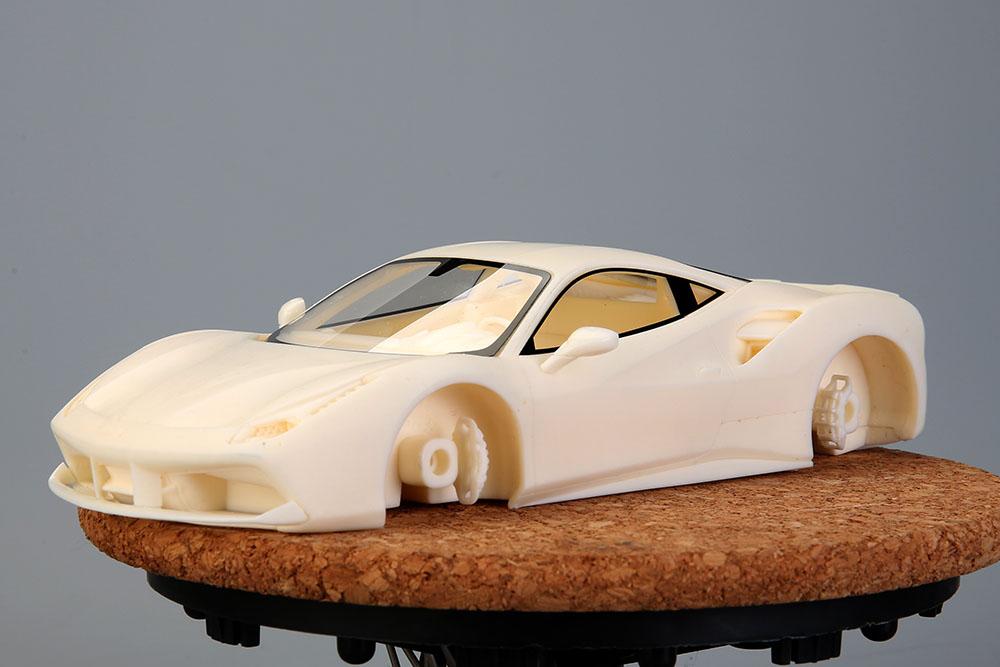 Hobby Design /ALPHA Model 1/24キット Ferrari 488GTB