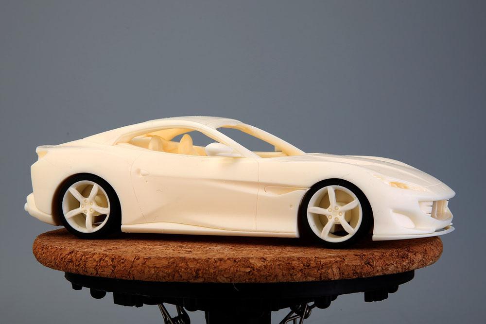 ** 予約商品 ** Hobby Design /ALPHA Model 1/24キット Ferrari Portofino