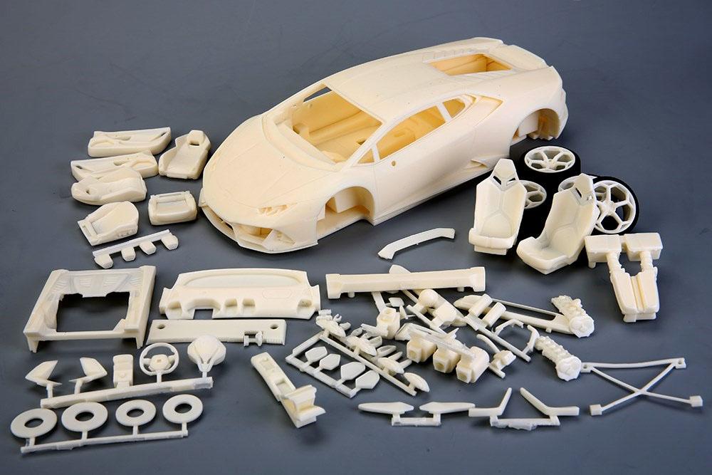 Hobby Design /ALPHA Model 1/24キット Lamborghini Huracan Evo