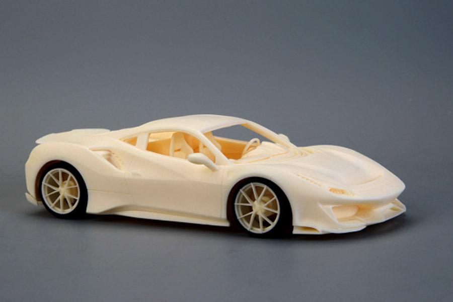 Hobby Design /ALPHA Model 1/24キット Ferrari 488 Pista