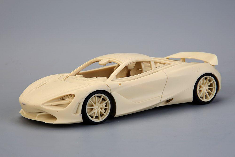 Hobby Design /ALPHA Model 1/24キット McLaren 720S