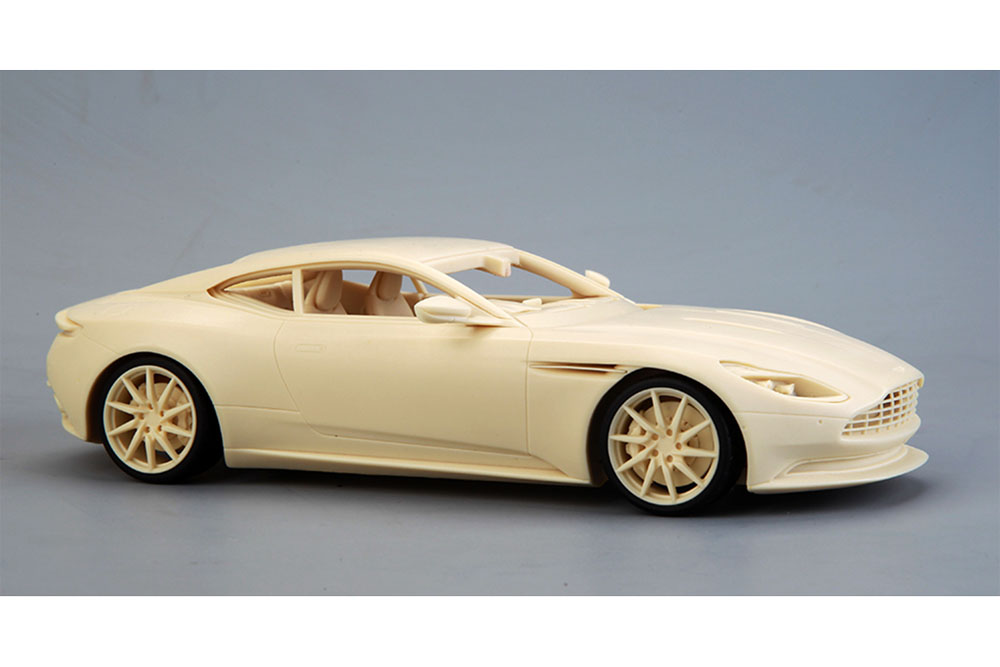 Hobby Design /ALPHA Model 1/24キット AM02-0016 Aston Martin DB11