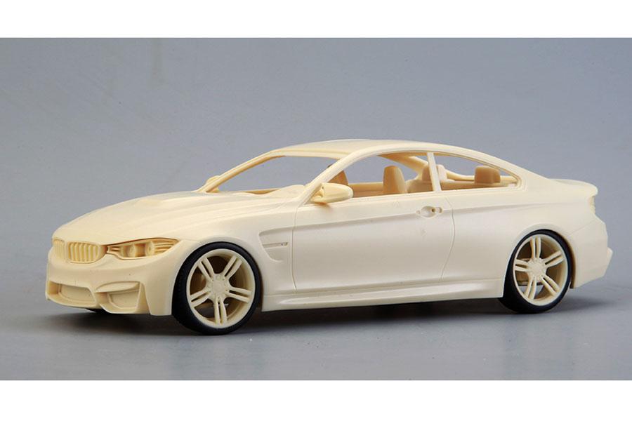 ** 予約商品 ** Hobby Design /ALPHA Model 1/24キット AM02-0020 BMW M4