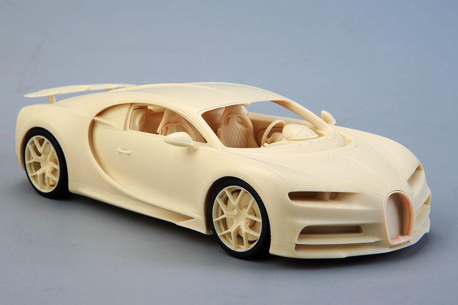 Hobby Design /ALPHA Model 1/24キット AM02-0022 Bugatti Chiron Sports