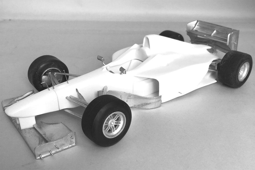 AMCモデル 1/20 Lola T97-30 Australian GP 1997