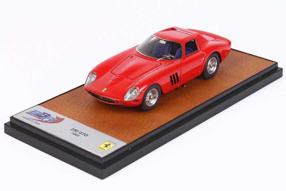 BBR073A Ferrari 250GTO 1964 Red