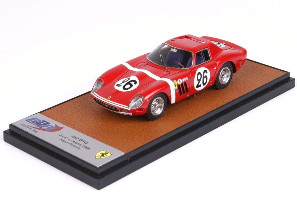BBR073B Ferrari 250GTO 24H Le Mans 1964 n.26