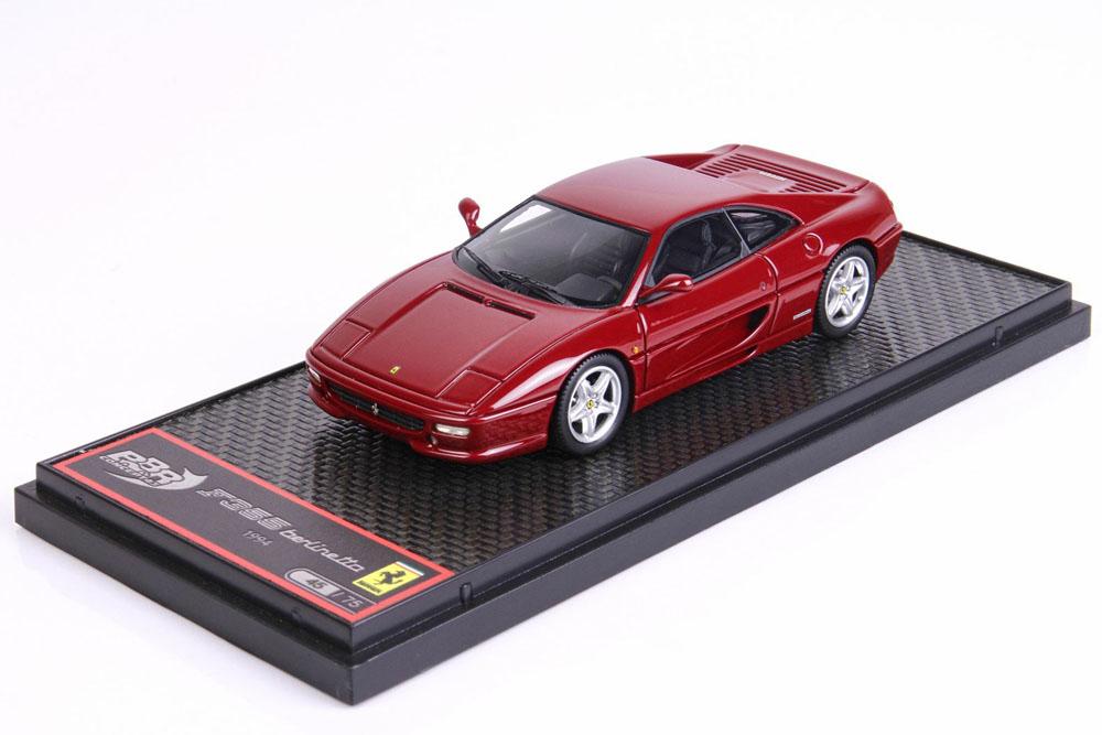 BBRC009B Ferrari F355 Berlinetta 1994 Rosso Barchetta Limited 75pcs