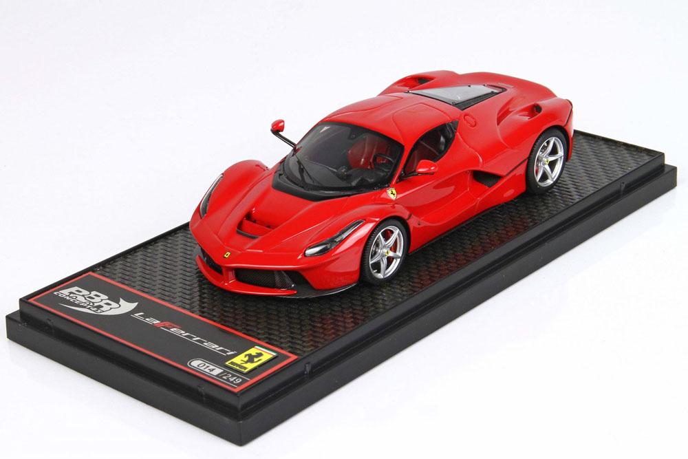 BBRC137RS La Ferrari Rosso Corsa Limited 249pcs