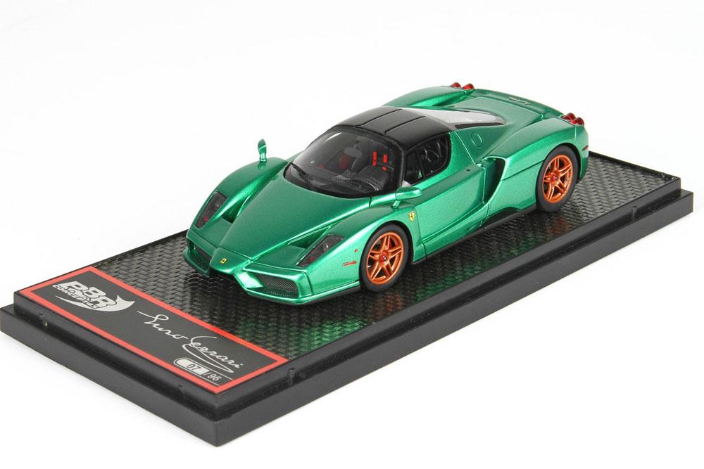 ** 予約商品 **  Ferrari ENZO Met. Green Limited 96pcs