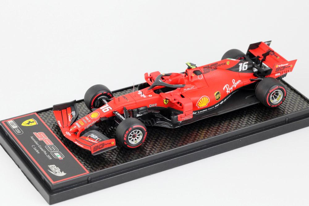 BBRC225B Ferrari SF90 Australia GP 2019 C.Leclerc Limited 350pcs