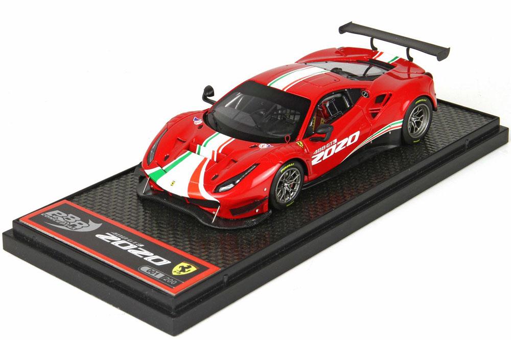 BBRC238 Ferrari 488 GT3 Evo 2020 Limited 188pcs