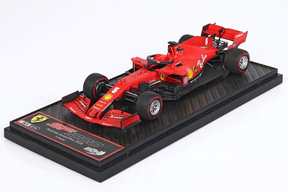 BBRC242B Ferrari SF1000 Austrian GP 2020 S.Vettel limited 210pcs