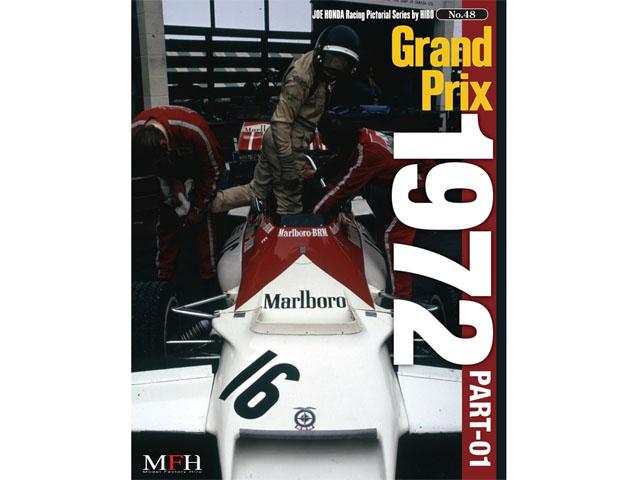書籍 Racing Pictorial Series No.48 Grand Prix 1972 Part 01