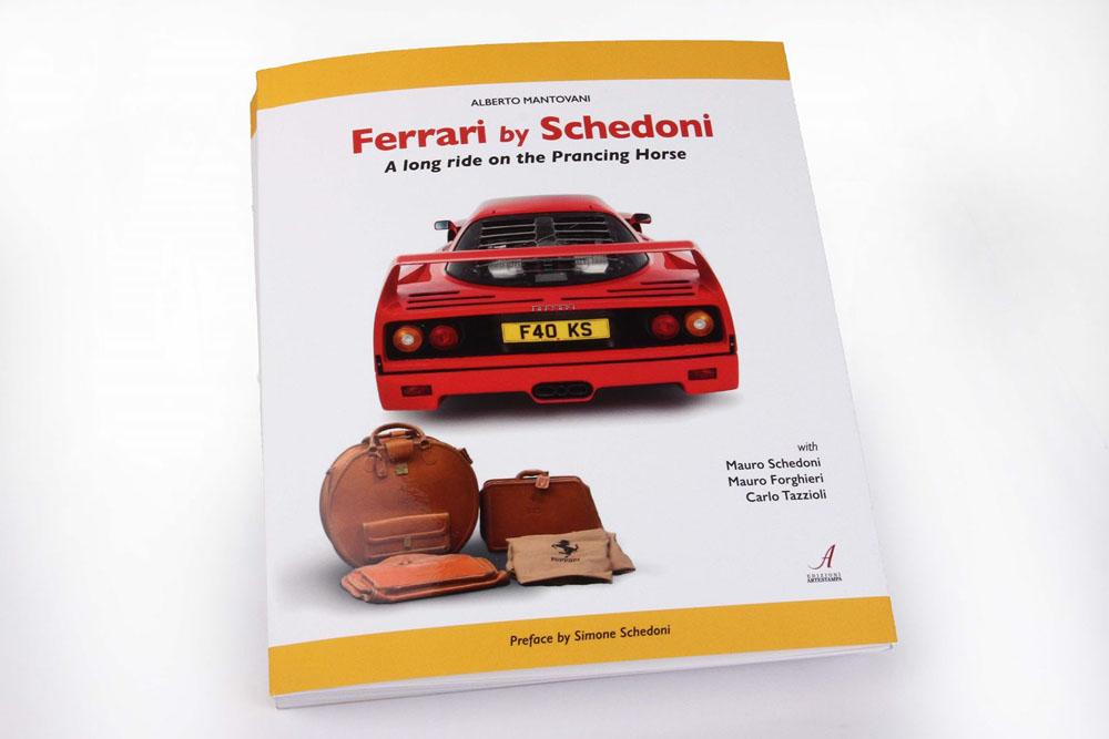 書籍 Ferrari By Schedoni A Long Ride On The Prancing Horse