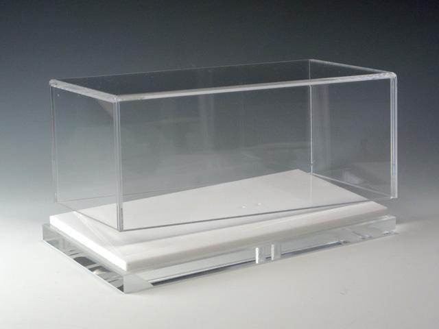 ラクーンオリジナル アクリルケースA (168mm x 95mm x 80mm)