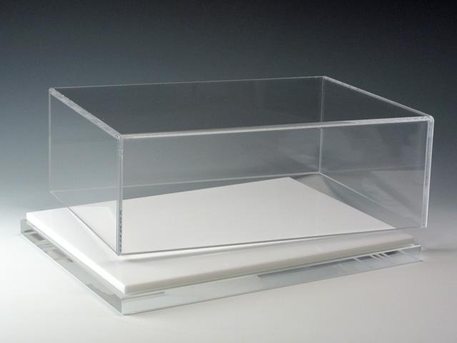 ラクーンオリジナル アクリルケースC (200mm x 150mm x 80mm)