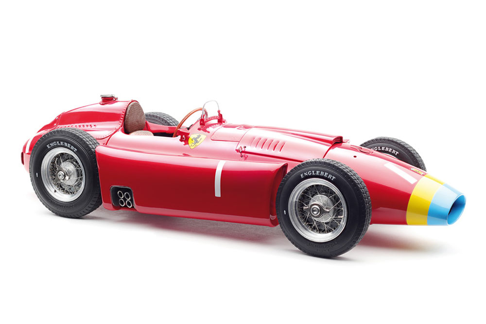 CMC M181 1/18 フェラーリ D50 1956 long nose GP Germany #1 Fangio Limited Edition 1500 pcs