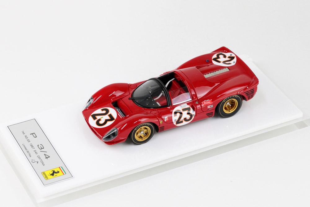 DMH MC011 1/43 Ferrari 330 P3/4 Spider Winner No.23 1967 24h Daytona Limited 30pcs