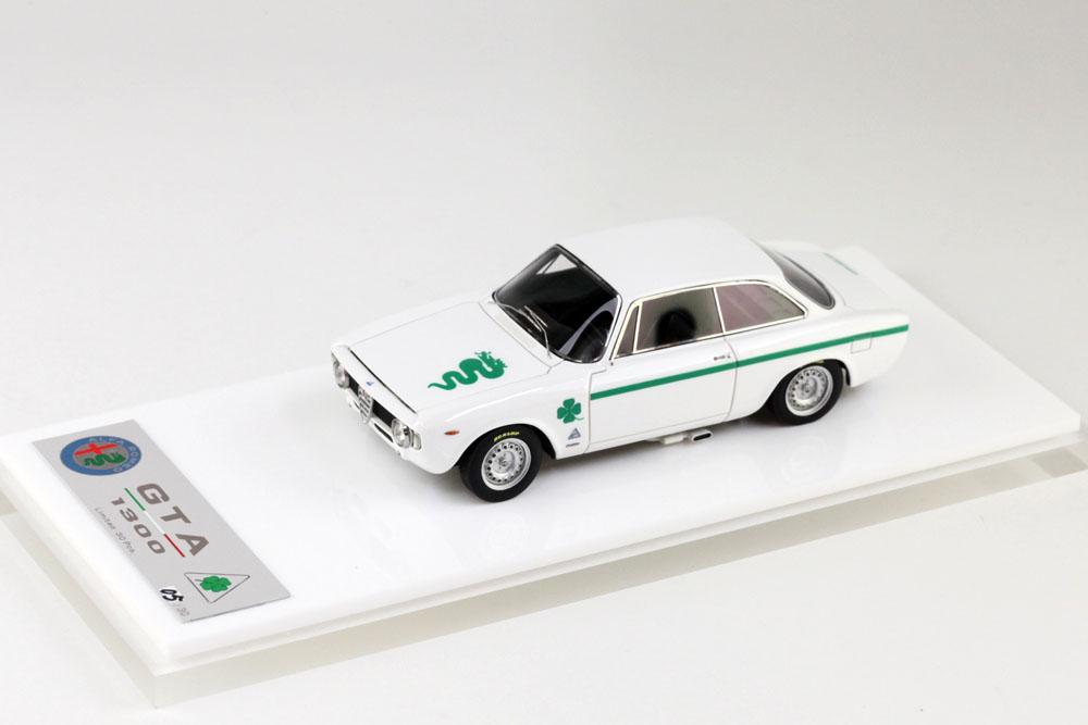 DMH MC022 1/43 Alfa Romeo GTA White Limited 30pcs