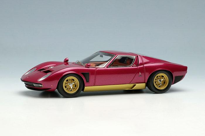 【お取り寄せ商品】 EIDOLON EM395 Lamborghini Jota SVJ #4892