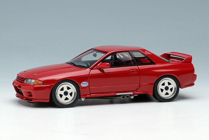 EIDOLON EM411 Nissan Skyline GT-R (BNR32) Gr.A 1991 Red