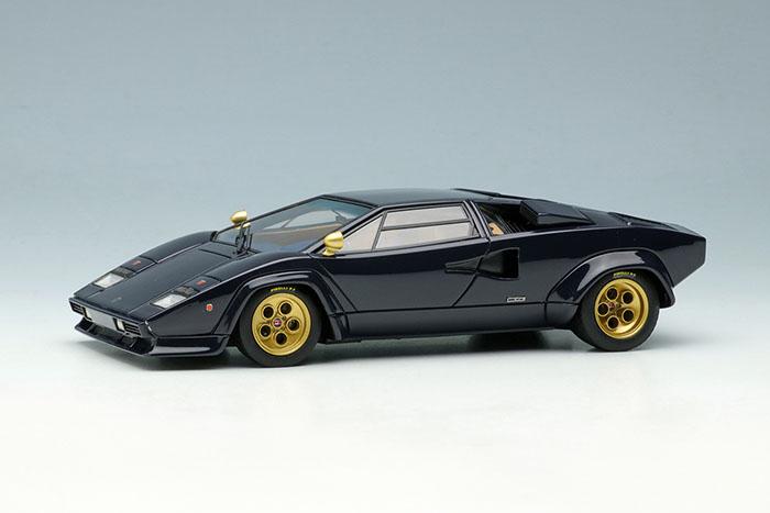 EIDOLON EM441A Lamborghini Countach LP400S Proto type Walter Wolf 3rd Geneva Moter Show 1978