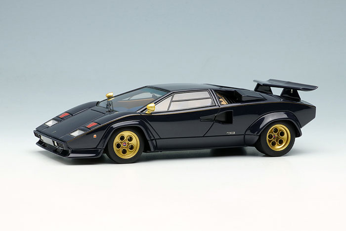 EIDOLON EM441B Lamborghini Countach LP400S Prototype Walter Wolf 3rd 1978