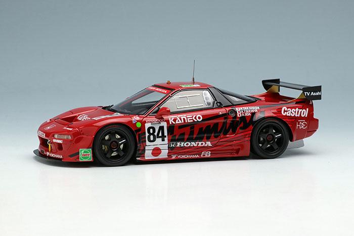 EIDOLON EM455 Honda NSX GT2 Team KUNIMITSU Le Mans 1995 Class Winner No.84